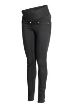 MAMA Superstretch trousers - Black - Ladies | H&M 2