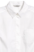 Stretch shirt - White - Ladies | H&M GB 3