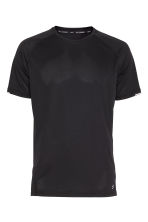 T-shirt da running - Nero - UOMO | H&M IT 2