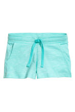 Jersey shorts - Turquoise - Kids | H&M 2
