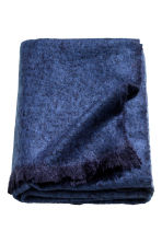 Soft blanket - Navy blue - Home All | H&M CN 1
