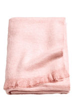 Soft blanket - Dusky pink - Home All | H&M CN 1