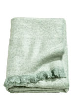 Soft blanket - Dusky green - Home All | H&M CN 2