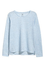 2-pack tops - Light blue -  | H&M 3