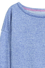 Sweat - Bleu chiné -  | H&M FR 3