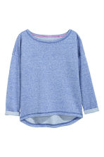 Sweat - Bleu chiné -  | H&M FR 2