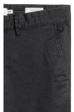 Chinos Skinny fit - Black -  | H&M 7