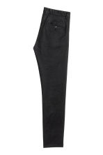 Chinos Skinny fit - Black -  | H&M 4
