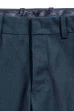 Suit trousers - Dark blue - Kids | H&M 4