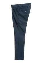 Suit trousers - Dark blue - Kids | H&M 3