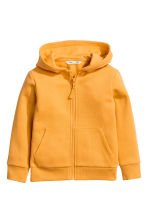 Hooded jacket - Yellow - Kids | H&M 2