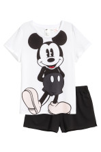 Blanco/Mickey Mouse