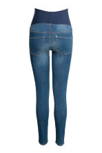 MAMA Super Skinny Jeans - Denim blue/Washed - Ladies | H&M 4