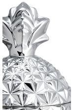 Pineapple-shaped glass jar - Silver - Home All | H&M CN 3