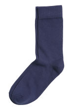 10-pack socks - Dark blue - Men | H&M 2