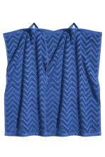 2-pack guest towels - Blue - Home All | H&M CN 1