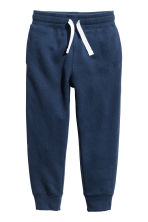 Pantaloni in felpa - Blu scuro -  | H&M IT 2