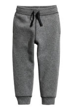 Sweatpants - Dark grey marl - Kids | H&M CN 2