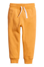 Sweatpants - Yellow - Kids | H&M CN 2