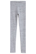 2-pack leggings - Grey marl -  | H&M CN 4
