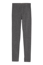 2-pack leggings - Grey marl -  | H&M CN 3