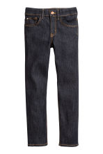 Skinny Fit Jeans - Dark denim blue - Kids | H&M 2