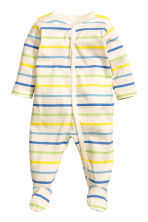 3-pack pyjamas - Light blue - Kids | H&M 2