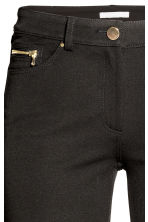Superstretch trousers - Black - Ladies | H&M CN 4