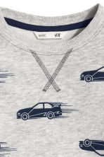 運動衫 - Grey/Cars - Kids | H&M 3