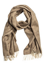 Scarf - Beige marl - Men | H&M IE 1