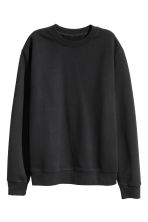 Sweatshirt - Black - Ladies | H&M 2
