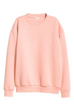 Sweatshirt - Powder pink - Ladies | H&M GB 2