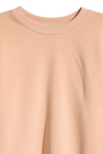 Sweatshirt - Light beige - Ladies | H&M 3