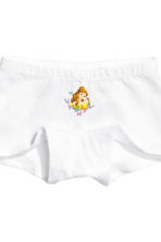 3-pack boxer briefs - Purple/Disney Princesses - Kids | H&M 3