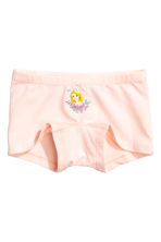 3-pack boxer briefs - Purple/Disney Princesses - Kids | H&M 2