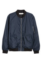 Bomber - Blu scuro - UOMO | H&M IT 2