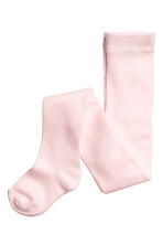 Lot de 2 paires de collants - Rose clair -  | H&M FR 2