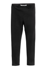2-pack leggings - Black -  | H&M CN 3