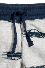 Sweatpants - Grey/Cars -  | H&M 3