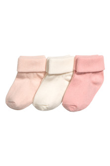 Pack de 3 calcetines