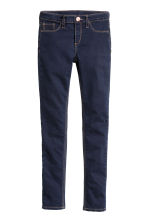 Superstretch Skinny Fit Jeans - Dark denim blue - Kids | H&M CN 2