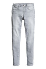 Superstretch Skinny Fit Jeans - Light grey washed out - Kids | H&M 2