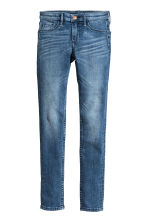 Superstretch Skinny Fit Jeans - Azul denim - CRIANÇA | H&M PT 2