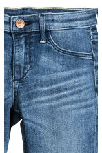 Superstretch Skinny Fit Jeans - Denimblå -  | H&M FI 4