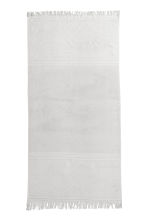 Bath towel - Light grey - Home All | H&M CN 2