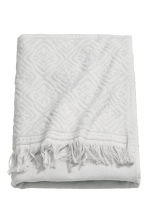 Drap de bain - Gris clair - Home All | H&M FR 1