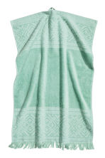 Hand towel - Mint green - Home All | H&M CN 1