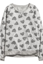 Pyjamas - Grey/Heart -  | H&M 4
