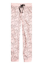 Pyjamas - Light pink/Horse -  | H&M 3