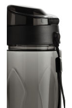 Water bottle with lid - Black - Men | H&M CN 2